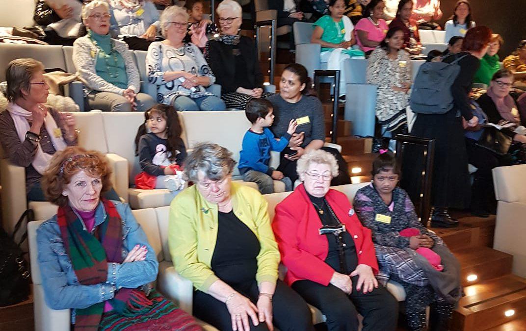 Stedelijke viering Internationale Vrouwendag in Den Helder