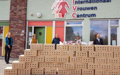 Verrassing Rotary-club Den Helder